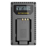 Nitecore USN2 oplader voor Sony NP-BX1