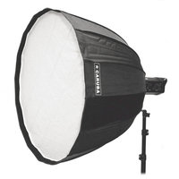 Caruba (speed) Deep Parabolic Softbox 120 cm Bowens mount