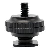 Adapter voor LITRA TORCH MET 1/4 draad en Hotshoe