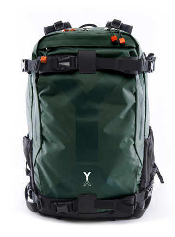 Nya-Evo Fjord 36 - groen (pine green)