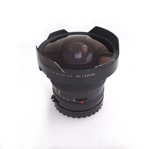 MAMIYA 24MM F/4 FISHEYE