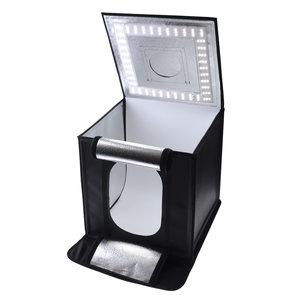Caruba Portable Photocube LED 50x50x50cm Bi-Color
